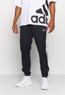 Under Armour - SPORTSTYLE  - Jogginghose - black