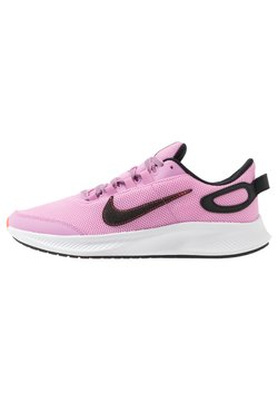 Nike Performance - RUNALLDAY 2 - Zapatillas de running neutras - beyond pink/black/flash crimson