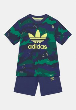 adidas Originals - TEE SET UNISEX - T-shirt imprimé - night sky/multicolor