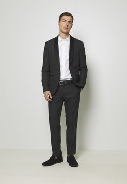 Isaac Dewhirst - RECYCLED TUX SLIM FIT - Costume - black