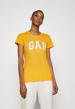 GAP - TEE - T-shirt print - golden glow