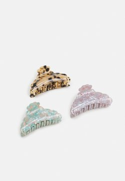 ONLY - ONLHANNAH HAIR CLIP 3 PACK - Haaraccessoire - pastel lilac/nude/pastel