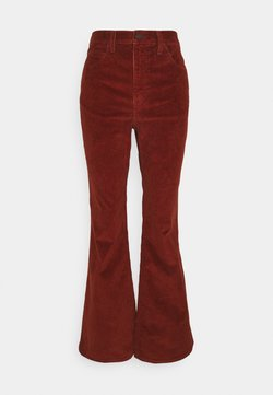 Levi's® - 70S HIGH FLARE - Jeans a zampa - red