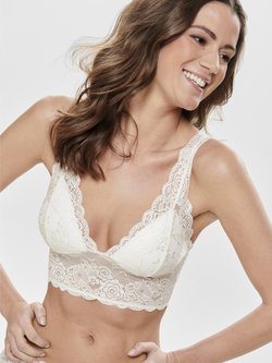 ONLY - Bustier - off-white