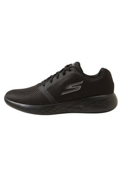 Skechers Performance - GO RUN 600 - REFINE - Zapatillas de running neutras - black textile/trim