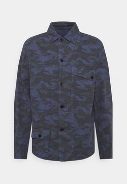 PS Paul Smith - MENS REVERSIBLE - Leichte Jacke - dark blue
