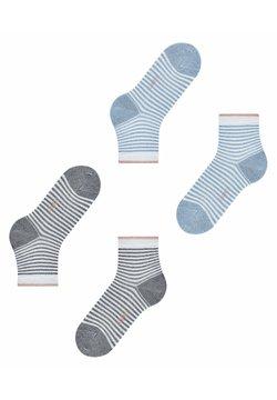 Esprit - 2-PACK - Socken - blue/black/white
