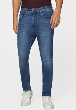 edc by Esprit - Jeans Tapered Fit - stone blue denim