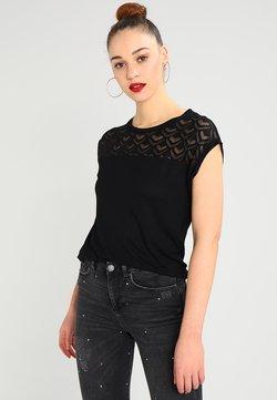 ONLY - T-shirt print - black