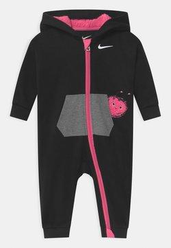 Nike Sportswear - MONSTERS  - Jumpsuit - black