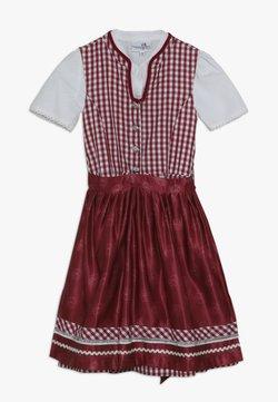 happy girls - SET - Dirndl - berry