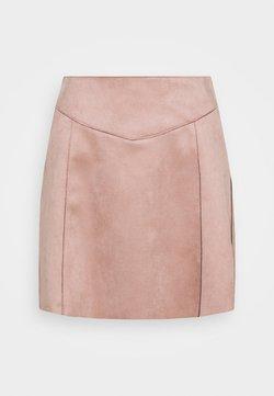 ONLY - ONLLINUS - Mini skirt - rose