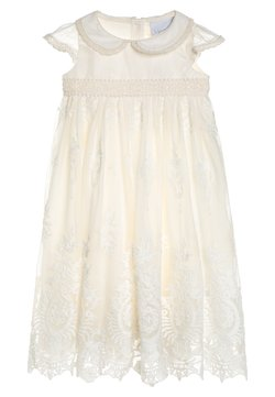 Next - VINTAGE OCCASION DRESS BABY  - Juhlamekko - ecru