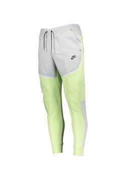 Nike Sportswear - Jogginghose - gruengrauschwarz