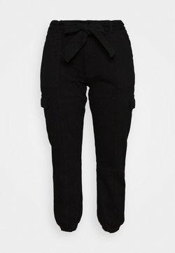 Glamorous Curve - UTILITY TROUSER - Pantalon classique - black