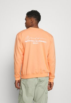 Mennace - ESSENTIAL REGULAR UNISEX - Sweatshirt - peach