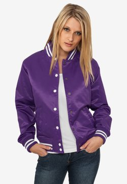 Urban Classics - Bomberjacke - purple