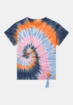 Staccato - TEENAGER - Camiseta estampada - neon coral