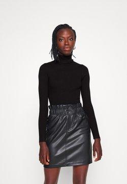 Anna Field Tall - Strickpullover - black