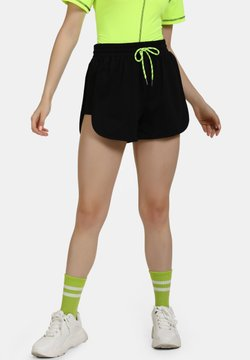 myMo ATHLSR - Shorts - black