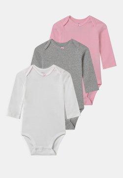 Carter's - BASIC 3 PACK - Body - light pink/white