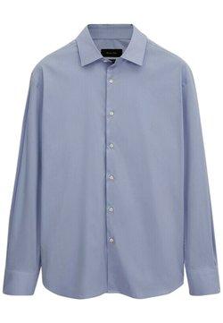 Massimo Dutti - SLIM FIT - Businesshemd - light blue