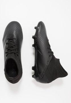 adidas Performance - PREDATOR 20.3 FG - Voetbalschoenen met kunststof noppen - core black/solid grey