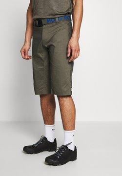 Mons Royale - VIRAGE - Outdoor Shorts - olive