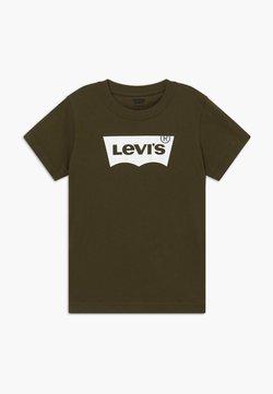 Levi's® - BATWING TEE - T-shirt imprimé - olive night