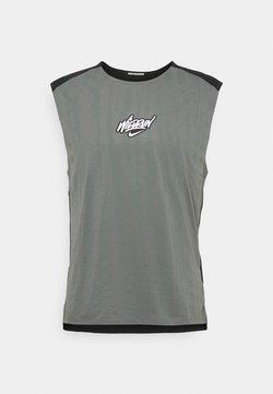 Nike Performance - RISE - Linne - smoke grey/black