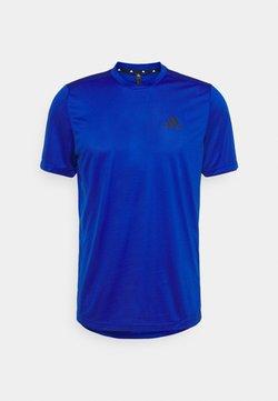 adidas Performance - Camiseta básica - royal blue/black