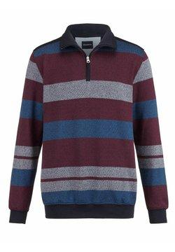 Babista - Sweatshirt - bordeaux,blau