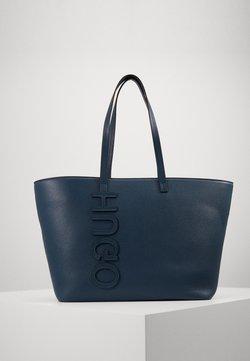HUGO - CHELSEA  - Shopping Bag - bluestone