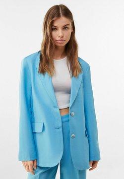 Bershka - Blazer - turquoise