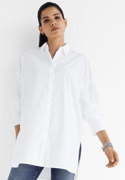 MADELEINE - Hemdbluse - weiß