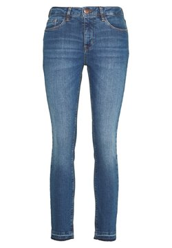 Opus - ELMA TINTED BLUE - Slim fit jeans - tinted blue