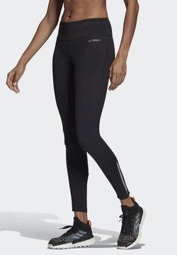 adidas Performance - TERREX AGRAVIC - Tights - black