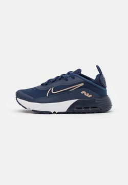 Nike Sportswear - AIR MAX 2090 UNISEX - Sneakersy niskie - midnight navy/metallic red bronze