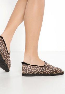 flip*flop - FLIPPADRILLA - Chaussons - black
