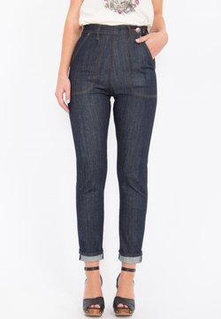 Queen Kerosin - Slim fit jeans - dunkelblau