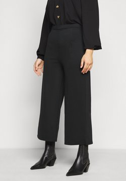 Even&Odd Curvy - Pantalon classique - black