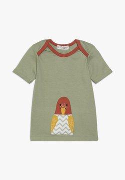 Sense Organics - TOBI BABY - T-shirt print - olive
