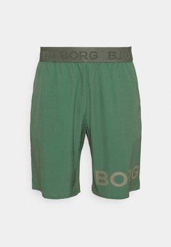 Björn Borg - kurze Sporthose - duck green