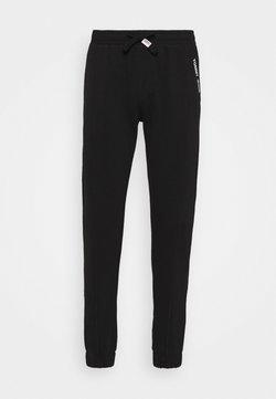 Tommy Jeans - SCANTON PANT - Jogginghose - black