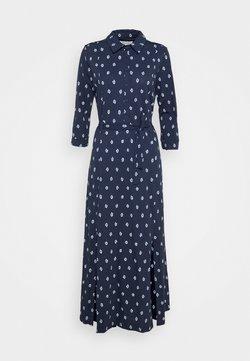 Thought - ROMESHKA SHIRT DRESS - Blusenkleid - navy