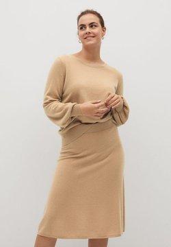 Violeta by Mango - CASHLINI - Pullover - mittelbraun
