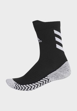 adidas Performance - ALPHASKIN TRAXION CREW SOCKS - Sportsocken - black