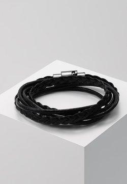 Icon Brand - GEN BRACELET - Bracelet - black