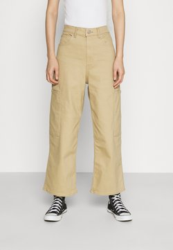 Levi's® - HIGH WAISTED CROP  - Relaxed fit jeans - incense sound