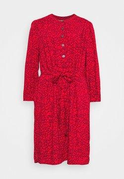 Gap Tall - BRACELET DRESS - Freizeitkleid - red